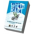 Kart sur Glace - White Cart