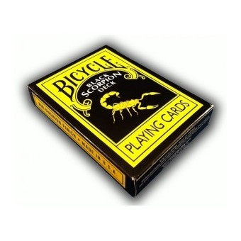 Top Deck Cards : Black Scorpion Deck Features and Price