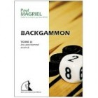 Le backgammon tome 2