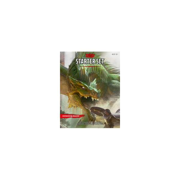 dungeons and dragons starter box pdf