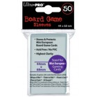 50 Board Game Sleeves  Mini Euro Size 44mm x 68mm