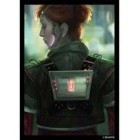 50 Art Sleeves Android Netrunner Deep Red