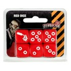 Zombicide : Set de Dés Rouges