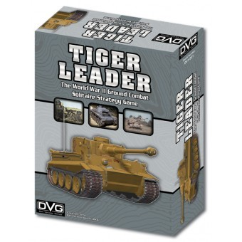 Tiger leader occasion de dan verssen games boutique en - Tiger boutique en ligne ...