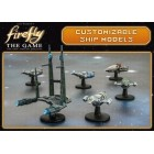 Firefly : The Game - Custom Ship Models 1 Expansion