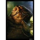 50 Protège Cartes - Jabba the Hutt Art Sleeves