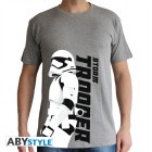 "Star Wars - Tshirt ""Trooper Episode 7"" Homme :"