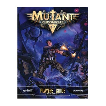 Mutant Chronicles - Players Guide