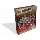 Zombicide : Black Plague - Set de Portes 3D