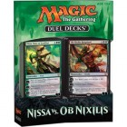 Magic the Gathering : Duel Deck Nissa vs. Ob Nixilis (Anglais)