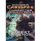 Shadowrun Crossfire - Street Legends : Character Expansion Pack 2