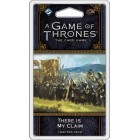 A Game of Thrones: The Card Game - There is my Claim Chapter Pack
