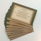 Tuscany - Special Worker Promo Cards
