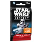 "Star Wars Destiny : Booster VF ""L'Ame de la Rébellion"""