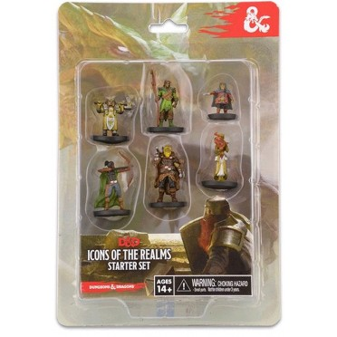 Dungeons & Dragons - Icons of the Realms : Starter Set