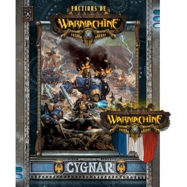Warmachine - Cygnar VF-Damaged