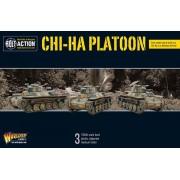 Bolt Action - Chi-Ha Platoon