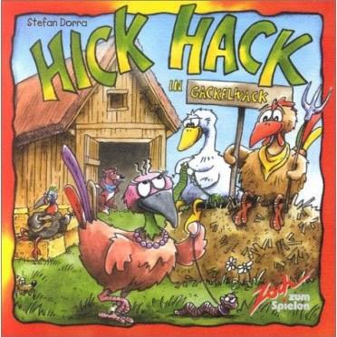 Hick hack in Gackelwack