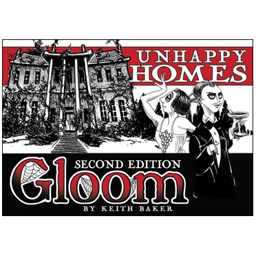 Gloom - Unhappy Homes 2nd Edition