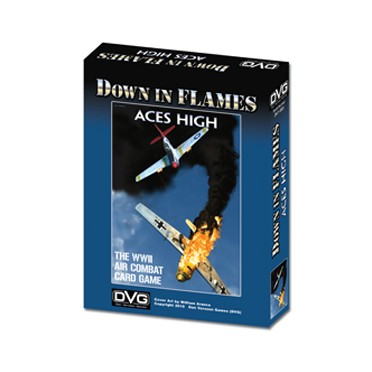 Down In Flames – Aces High