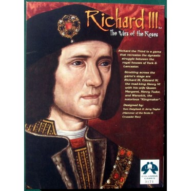 Richard III : the war of the roses