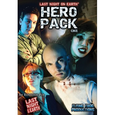 Last Night on Earth - Hero Pack 1