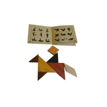 Tangram avec livret