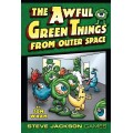 The Awful Green Things From Outer Space (8th Edition) 0