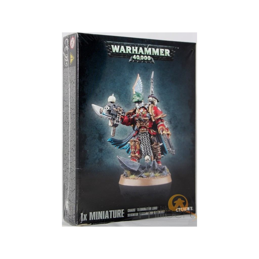 buy w40k chaos space marines  chaos terminator lord