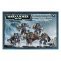 W40K : Adeptus Astartes Space Wolves - Wolf Guard Terminators 0