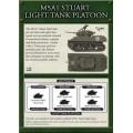 M5A1 Stuart Platoon 1