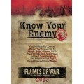 Know Your Enemy : Early War 2013 Edition 0