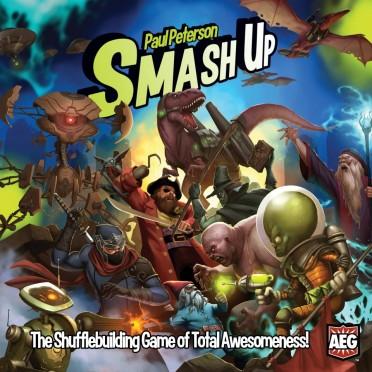 Smash Up (Anglais)