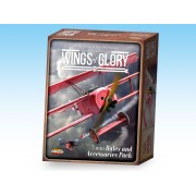 Wings of Glory WW1 - Rules & Accessories Pack (Anglais)