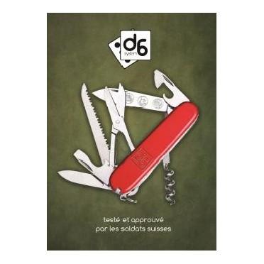 acheter d6 system boutique philibert