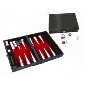 Backgammon Magnetique Coffret Cuir