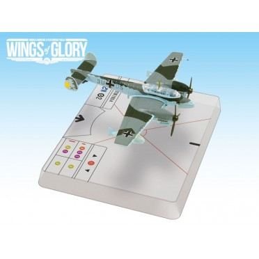 Wings of Glory WW2 - BF 110 C-4 (Schupp)