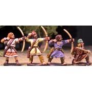Levées Anglo-Saxonnes (arcs)
