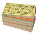 Pack 500 cartons rigides Verts 0