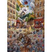 Puzzle - Apocalypse de Jean-Jaques Loup - 2000 Pièces