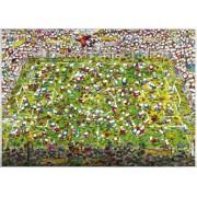 Puzzle - Crazy World Cup de Guillermo Mordillo - 4000 Pièces