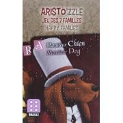 Aristo'zzle Jeu des 7 Familles (Braille)
