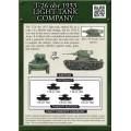 T26 OBR 1933 Light Tank Company 1