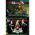 Malifaux 2nd Edition The Torch and the Blade 0