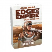 Star Wars : Edge of the Empire - Mechanic Specialization Deck pas cher