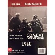 Combat Commander: Battle Pack 6 : Sea Lion