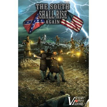 Buy The South Shall Rise Again Board Game Victory
