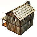 Cabane à étage de Colon du Canada 4 0