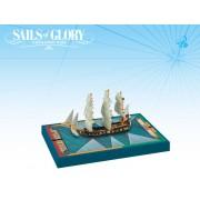 Sails of Glory - HMS Thorn 1779