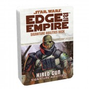 Star Wars : Edge of the Empire - Hired Gun Specialization Deck pas cher